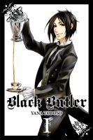 Cover art for Black Butler