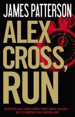 Cover image for Alex Cross, run