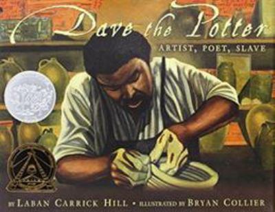 Details about Dave the Potter : Artist, Poet, Slave