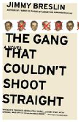 Cover image for The gang that couldn't shoot straight