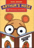 Cover art for Arthur's Nose