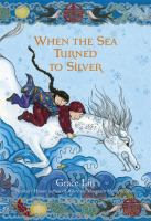 Cover art for When the Sea Turned to Silver