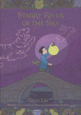 Cover image for Starry River of the Sky