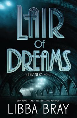 cover of Lair of dreams
