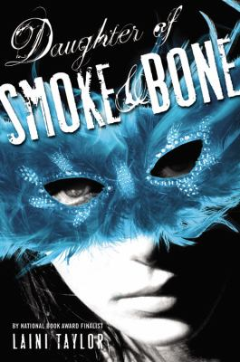 Cover image for Daughter of smoke & bone