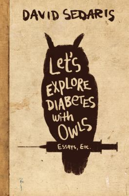 Cover image for Let's explore diabetes with owls