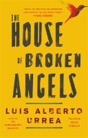 Cover art for The House of Broken Angels