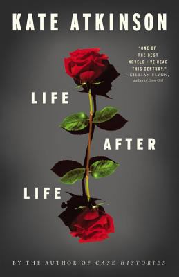 Book cover of Life after Life