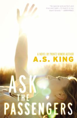 Cover image for Ask the passengers 
