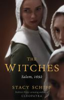 Cover art for The Witches