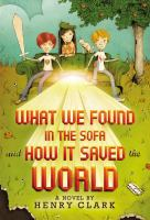 Cover art for What We Found in the Sofa