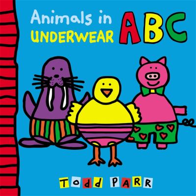 cover of Animals in Underwear ABC