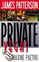 Private Vegas by Patterson, James © 2015 (Added: 4/2/15)