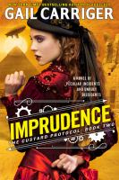 Cover art for Imprudence