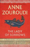Cover art for Anne Zouroudi