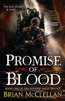 Cover art for Promise of Blood