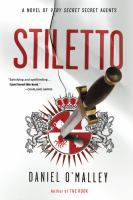 Cover art for Stiletto