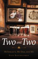 Cover art for Two and Two