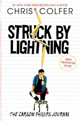 Cover image for Struck by lightning