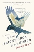 Cover art for To The Bright Edge of the World