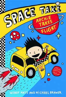 Cover image for Space taxi