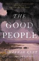 Cover art for The Good People