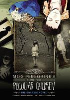 Cover art for Miss Peregrine's Home for Peculiar Children