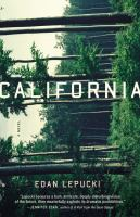 Cover art for California
