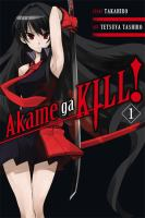 Cover art for Akame ga KILL!