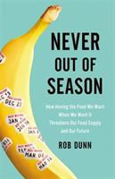 Cover art for Never Out of Season