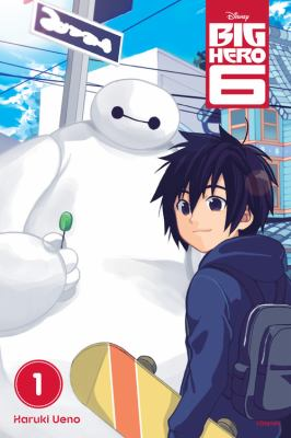 cover of Big Hero 6 1