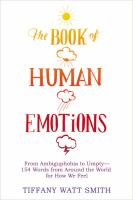 Cover art for The Book of Human Emotions