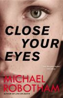 Cover art for Close Your Eyes