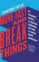 Cover art for Move Fast and Break Things