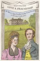 Cover art for Love and Friendship