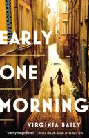Cover of Early One Morning