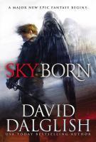Skyborn by Dalglish, David © 2015 (Added: 4/25/16)