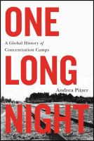 Cover art for One Long Night