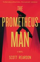 Cover art for The Prometheus Man