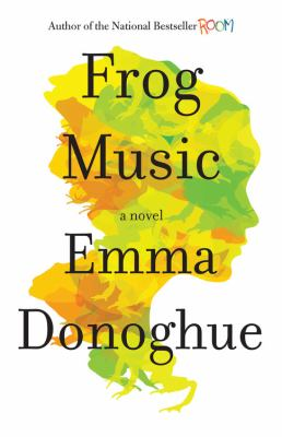 Cover image for Frog music