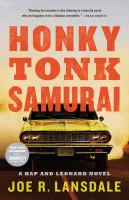 Cover art for Honky Tonk Samurai