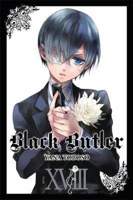 cover of Black Butler 18