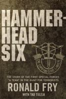 Cover art for Hammer-Head Six