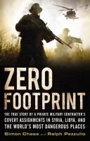 Cover art for Zero Footprint