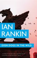 Cover art for Even Dogs in the Wild