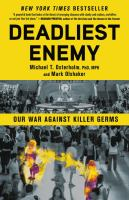 Cover art for Deadliest Enemy