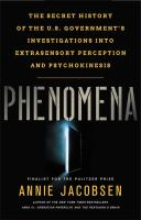 Cover art for Phenomena