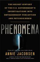 Cover art for Phenomena