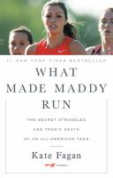 Cover art for What Made Maddy Run