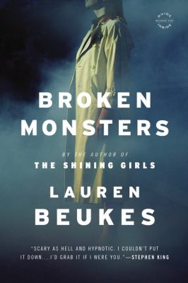 cover of Broken Monsters
